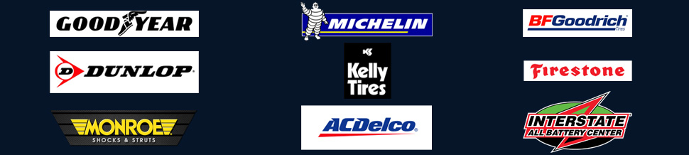 2 BFGoodrich (USA). BFG is not American. Shouldn't have (USA) beside it. Michelin owns BFG and they are French. Goodyear is the ONLY American owned tire maker left in the world.