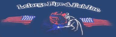 LeForge's Pipe & Fab Inc.  - logo