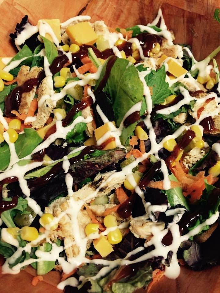 BBQ summer salad