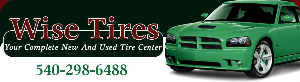Tire Sales - Grottoes, VA - Wise Tires