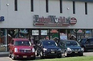 Futon World exterior