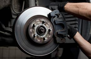 Fixing disc brake