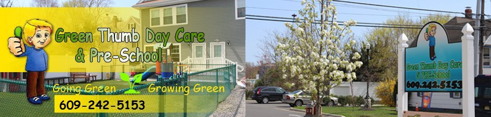 Child Care  - Barnegat, NJ - Green Thumb Day Care & Pre-School