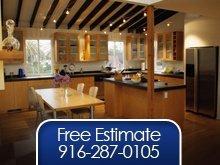 General Contractor - Roseville, CA - MC Wane Construction - Kitchen Remodel - Free Estimate 916-287-0105