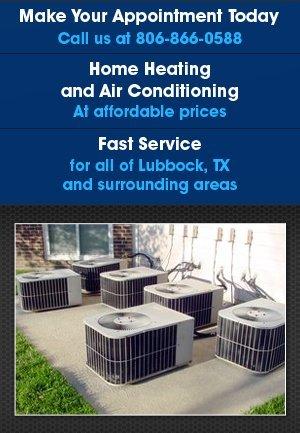 Crockett Drum Plumbing Heating & Air - HVAC Contractor - Lubbock, TX
