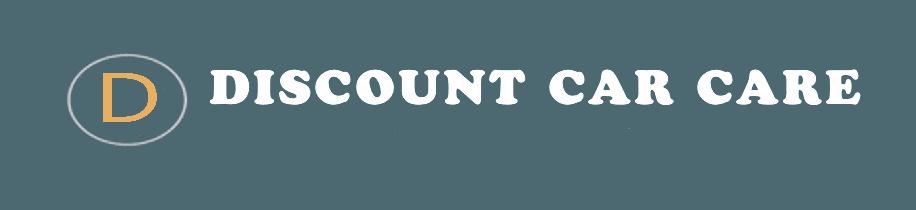 Discount car care - logo
