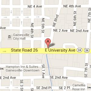 Michael J. Meadors, PA - 500 E University Ave. Suite B, Gainesville FL 32601