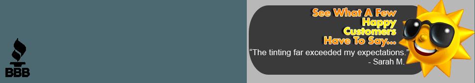 X-Rayz Window Tinting