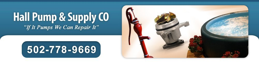 Pumping Contractor - Louisville, KY - Hall Pump & Supply CO