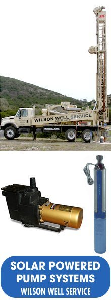 Well Drilling - Leakey, TX - Wilson Well Service