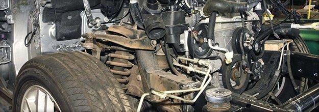 Front end repair