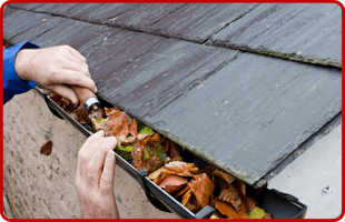 Gutter Cleaning | Fremont, NE | Hi-Tech Siding & Windows Seamless Gutters | 402-721-1223
