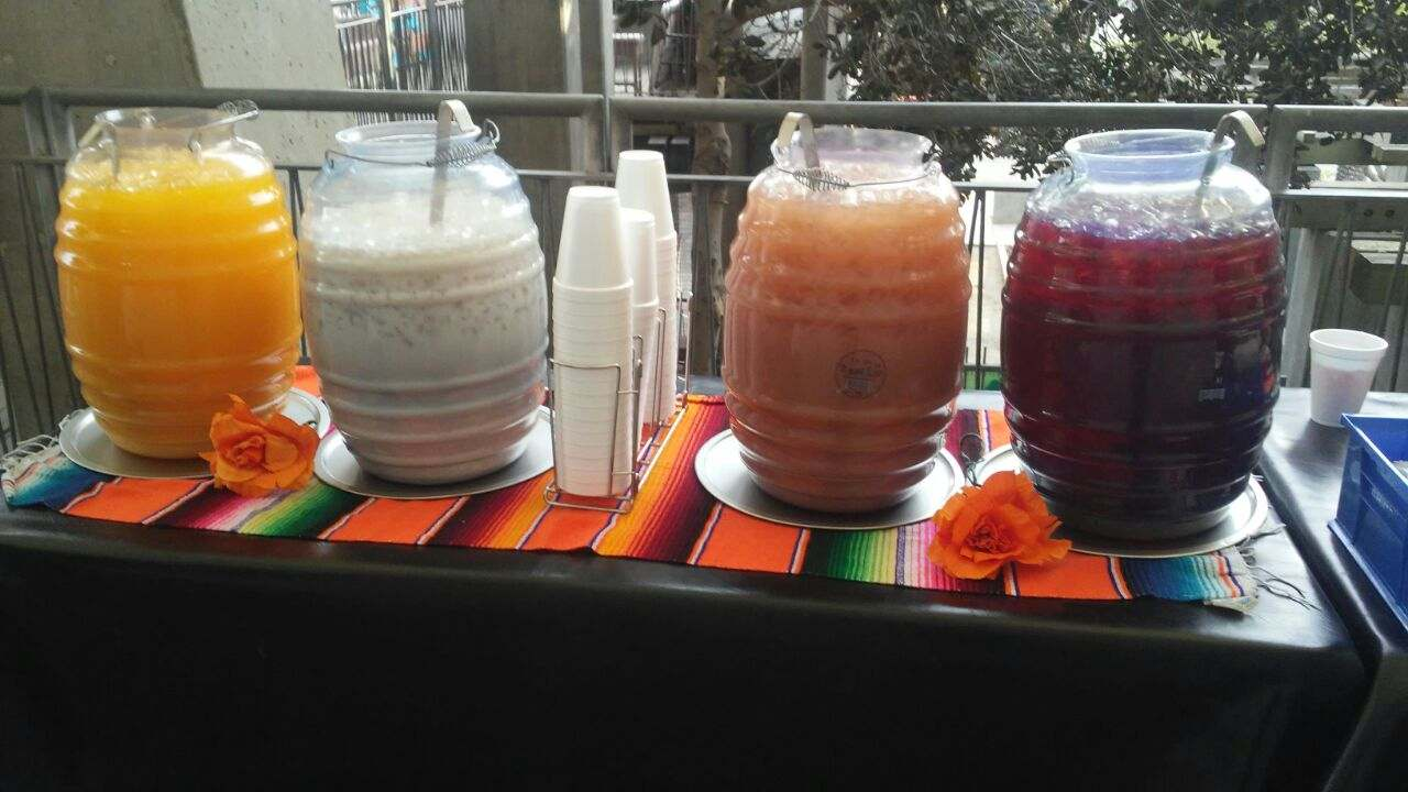 Mexican beverages