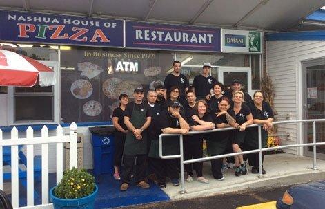 Menu | Nashua, NH | Nashua House Of Pizza | 603-883-6177