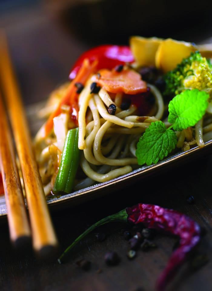 wok noodle
