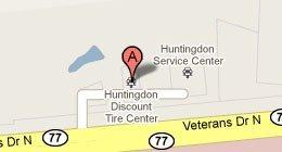 Huntingdon Discount Tire Center 123 Dillahunty Lane Huntingdon, TN 38344