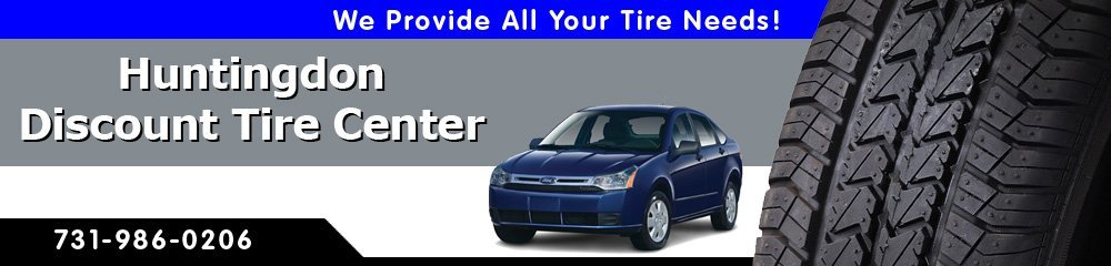 Auto Repair Huntingdon, TN - Huntingdon Discount Tire Center