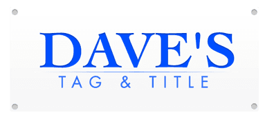 Dave's Tag & Title