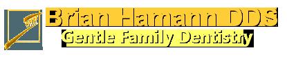 Brian A. Hamann DDS, SC - Logo