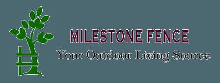 Milestone Fence LLC - Logo