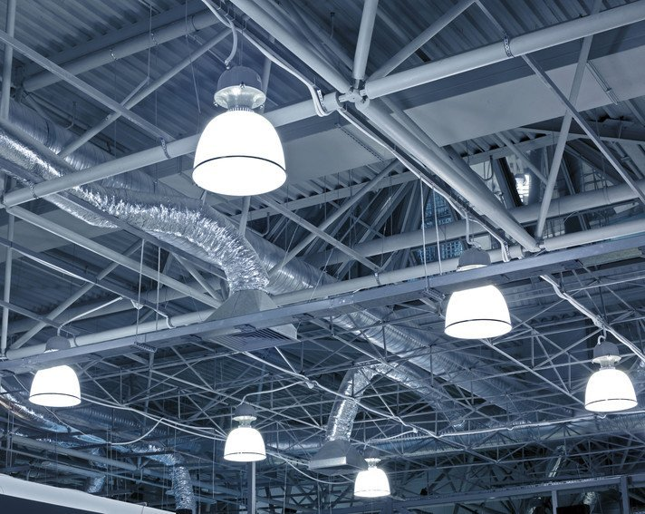 commercial and industrial electrical system