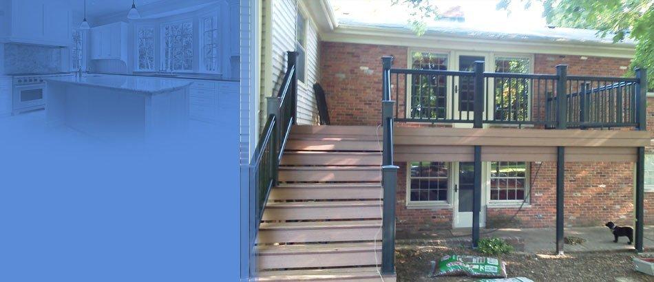 Decks | Beavercreek, OH | BW's Handyman Service | 937-238-3993
