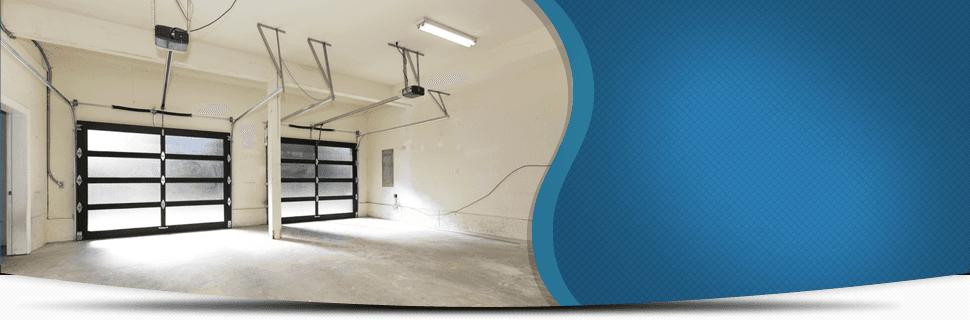 The garage door your business needs. & Commercial Garage Doors | Tupelo MS - Custom Glass/Tupelo Door ...
