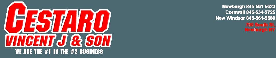 Plumbing HVAC Services | Newburgh, NY | Cestaro Vincent J & Son | 845-561-5623