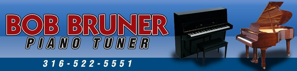 Piano Tuning Services - Wichita, KS - Bob Bruner Piano Tuner