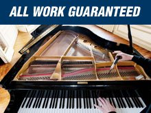 Piano Tuning  - Wichita, KS - Bob Bruner Piano Tuner