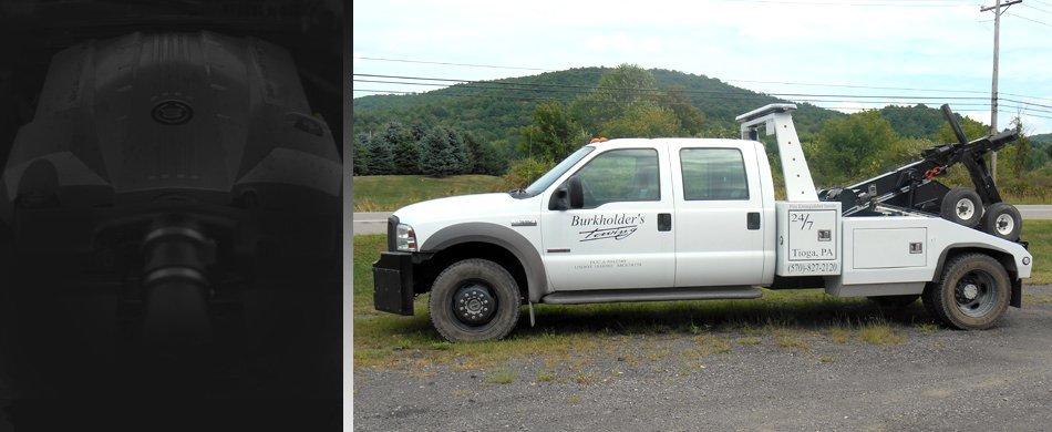 Automotive Services  | Mansfield, PA | Burkholder's Garage | 570-549-2823