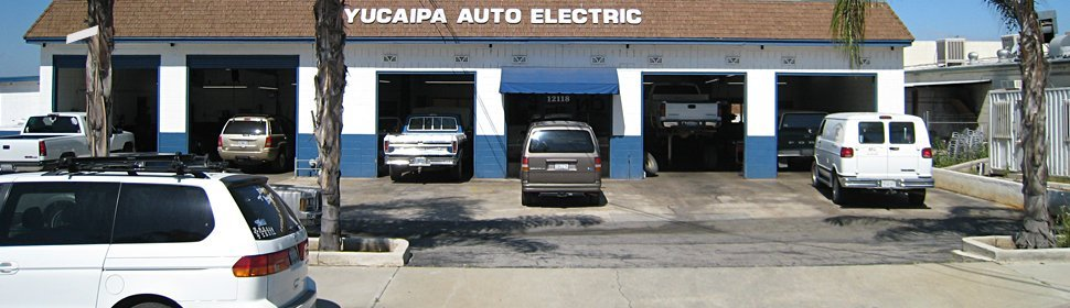 Automotive electronic repairs | Yucaipa, CA | Yucaipa Auto Electric | 909-790-1835