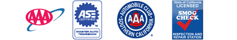 AAA| ASE | Automobile Club Southern California  | SMOG CHECK
