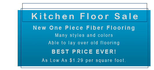 Vinyl Floor Installation | North Versailles, PA | Kacey's Carpet & Tile | 412-823-0877