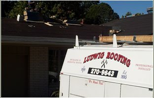 Insured roofer | Windsor Heights, IA | Ludwig Roofing Inc | 515-270-9643