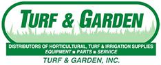 TURF & GARDEN, INC. - Logo