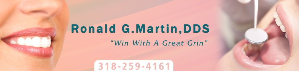 Dentist - Jonesboro, LA - Ronald G. Martin, DDS