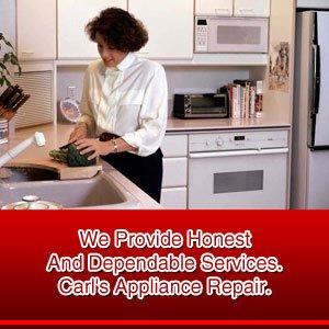 Repair Refrigerator - Nokomis, FL - Carl's Appliance Repair - We Provide Honest And Dependable Services. Carl's Appliance Repair.
