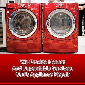 Oven Repair - Nokomis, FL - Carl's Appliance Repair - We Provide Honest And Dependable Services. Carl's Appliance Repair.