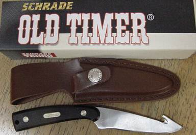 Old Timers knives