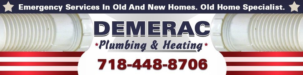 Plumbing Service - Staten Island, NY -   Demerac Plumbing and Heating - gas   pipes