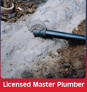Plumbing Service - Staten Island, NY -   Demerac Plumbing and Heating - Man   Fixing Pipes - Licensed Master Plumber
