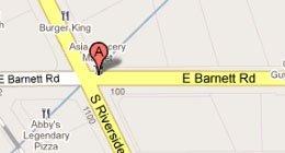 Clair Horn Eyecare 235 E Barnett Rd Suite 108  Medford, OR 97501