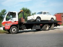 Towing Company - Toledo, OH - Citywide Towing - car towing