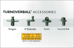 Turnoverball Accessories