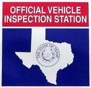 Official vehicle inspection station