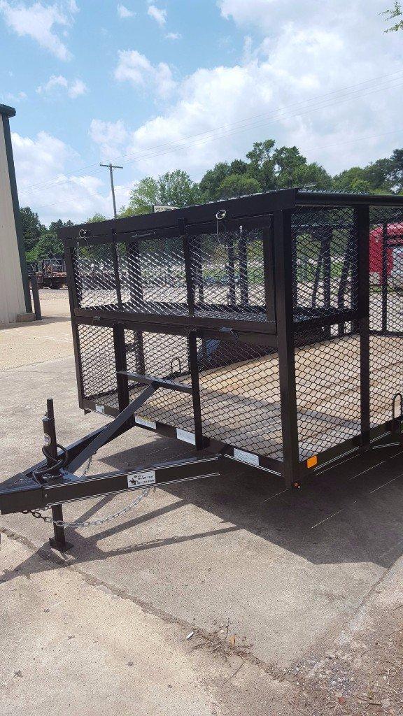 bumper trailer