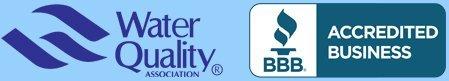Member of the Water Quality Association, Better Business Bureau