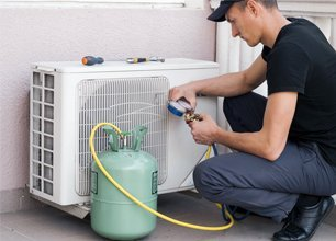 Air Conditioner Freon Removal