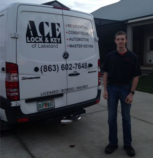 Contact Us | Lakeland, FL | Ace Lock & Key | 863-602-7648